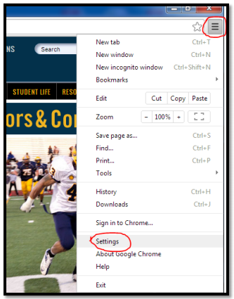 how to clear cookies on web browser