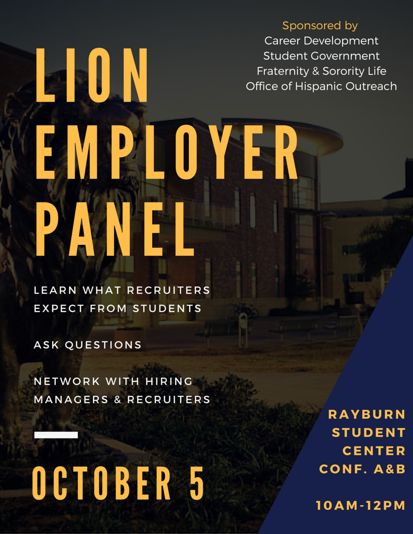 lion employer panel