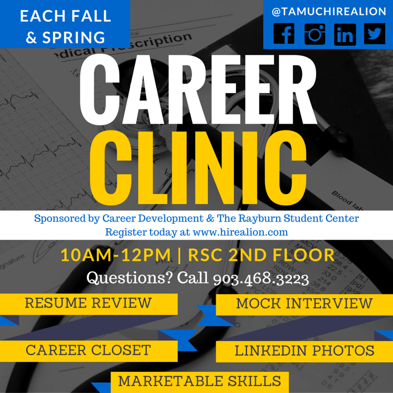 career clinic logo