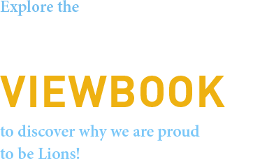 Explore University Viewbook
